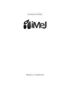 Book Cover: Anexos: Encuesta Estatal de la Juventud 2013-2015 Edomex