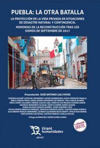 Book Cover: Puebla: La otra batalla