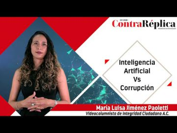 La Inteligencia artificial contra la corrupción
