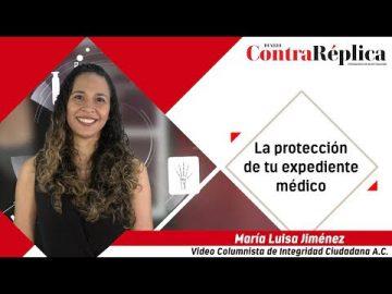 La protección de tu expediente médico