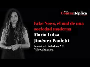 Fake News, el mal de una sociedad moderna