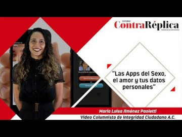 """""""Las Apps del Sexo, el amor y tus datos personales"""""""