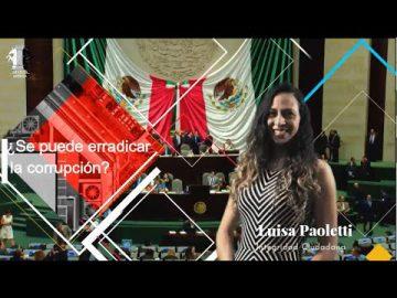 ¿Se puede erradicar la corrupción? | Luisa Paoletti